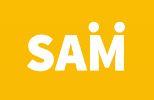 Sam-De gratis app logo