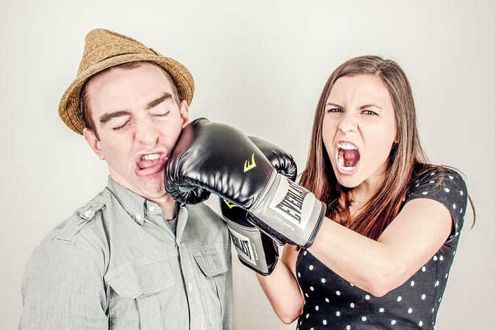 Hooggevoeligheid conflicthantering dansen boksen