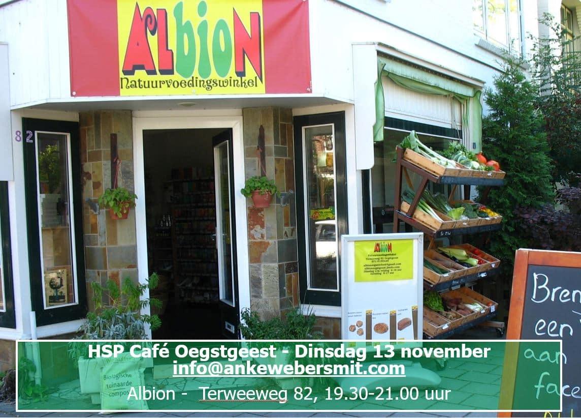 HSP cafe Oegstgeest