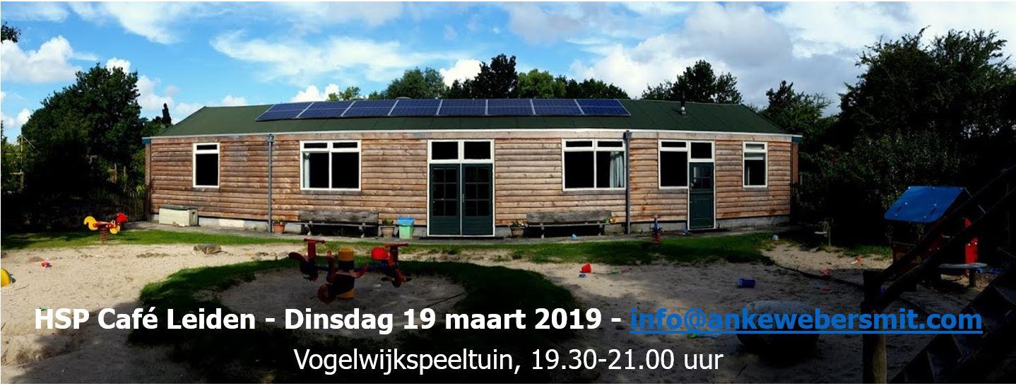 HSP cafe Leiden