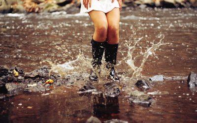 8 redenen om juist wél in de regen te lopen